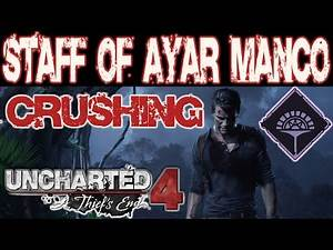 Uncharted 4 Tips | Staff Of Ayar Manco Trial Crushing Guide | Relics | Trial Tutorial | Multiplayer