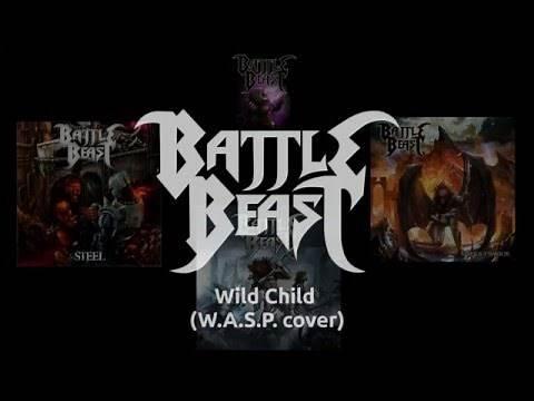 Battle Beast - Wild Child (lyrics video)