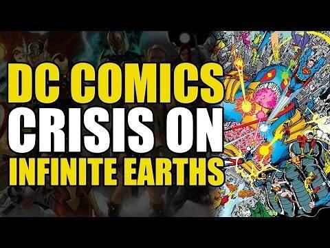 DC Rebirth: Crisis On Infinite Earths