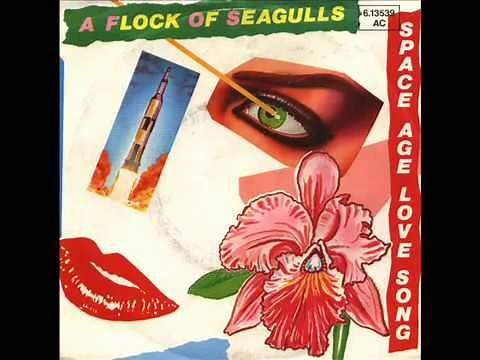«Space Age Love Song» [1982] – A Flock of Seagulls (w/lyrics)