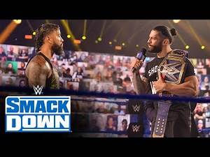 Jey Uso handles the dirty work for Roman Reigns: SmackDown, Sept. 11, 2020
