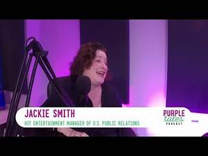 Of course Barney had a publicist!   Purple Tales Podcast Episode 9