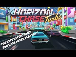 Why Horizon Chase Turbo Is The Best Arcade Racer You've Never Played! (Review)