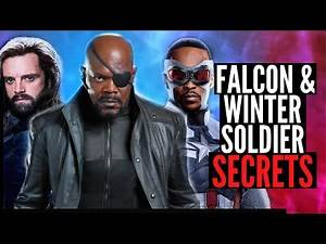 New MCU Report Teases Nick Fury's Secret Base In Falcon & Winter Soldier