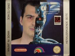 GreekGameBoyGeek - Terminator 2 Judgement Day review for the Nintendo Game Boy