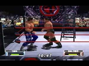 N64 - WWF No Mercy - Light Heavyweight - Chapter 6 - Taka Michinoku vs Dean Malenko