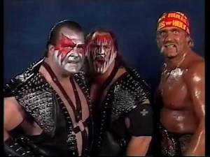 Hulkamaniacs Survivor Series Team Promo 11-04-1989
