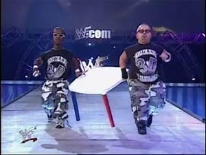 Mini Dudley Boyz & Mini Hardy Boyz Introduced By Edge & Christian 720p HD Raw 2000 Full Segment