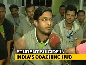 3 Student Suicides In Kota In 5 Days: What's Driving It?
