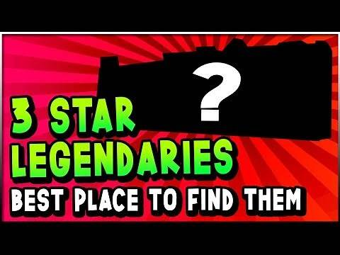 Fallout 76 - The BEST 3 STAR LEGENDARY Enemy Location!? (Fallout 76 Guide)