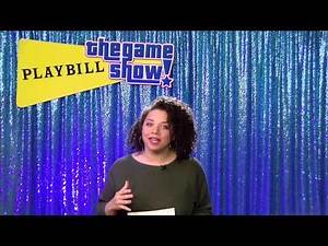 The Play That Goes Wrong Cast Test Their Theatre Knowledge on Playbill—The Game Show