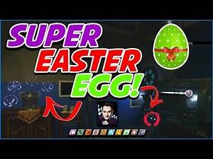 GET YOUR EASTER EGGS COMPLETED BEFORE DLC 4 - SUPER EASTER EGG THE BEAST FROM BEYOND PREP! | COD IW
