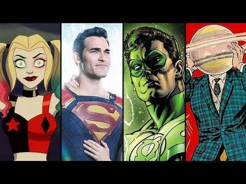 Every Upcoming DC TV Show