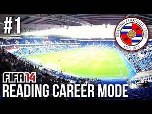 FIFA 14: Reading Career Mode - Episode #1 - ROAD TO RECOVERY!