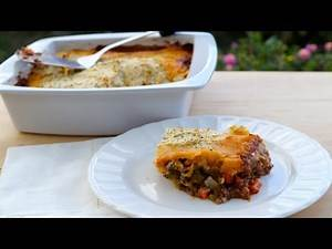 Paleo cottage pie recipe