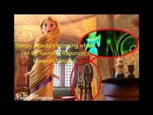 Disney Movie Secrets and Easter Eggs