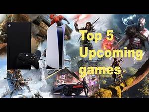 TOP 5 UPCOMING OPEN WORLD GAMES 2021 FOR PS5