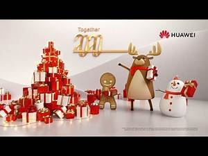 You re in for a Treat this Holiday Season with HUAWEI