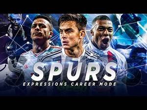 FIFA 20 EXPRESSIONS OOZING FC TOTTENHAM CAREER MODE EPISODE 16 S2-