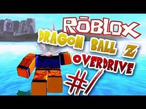 BEST LOOKING DRAGON BALL GAME! | Roblox: Dragon Ball Z Overdrive | Episode 1