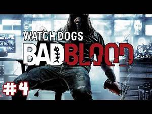 Watch Dogs: Bad Blood DLC #4 - LASERS!
