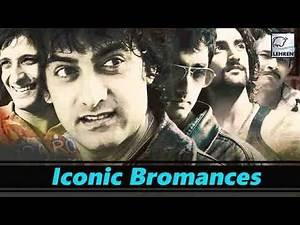 10 Iconic Bromances In Bollywood That Defines Brotherhood | LehrenTV