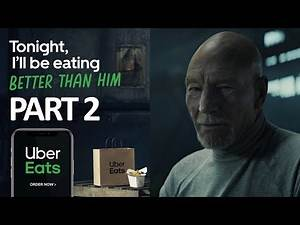 PART 2 | Uber Eats | Showdown feat Mark Hamill and Patrick Stewart