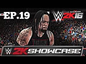 FIRST BLOOD MATCH | X-PAC SHOWS UP | UNDERTAKER VS STONECOLD | WWE 2K16