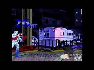 DC vs. Marvel Mugen Playthrough: Captain Atom