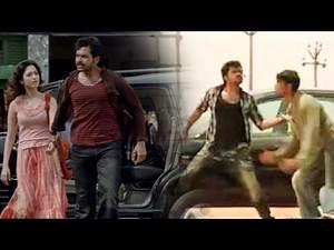 Karthi Most Popular Power Pack Action Movie | Best Action Scenes Of Karthi