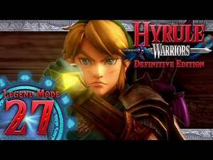 Hyrule Warriors: Definitive Edition - Part 27 - Liberation of the Triforce (Ganon's Tower)