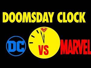 Doomsday Clock Finale Teases DC / Marvel Crossover!