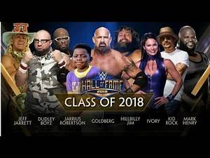 2018 WWE Hall Of Fame Ceremony Full Review