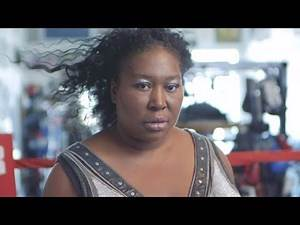 """""""Game Face"""" with GLOW actress and professional wrestler Kia Stevens"""