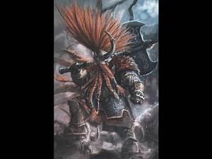Ungrim Ironfist, the Slayer King