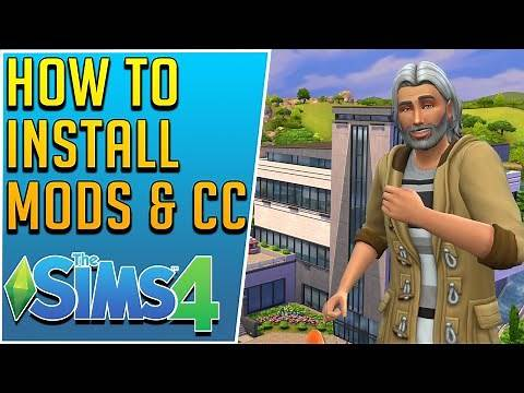 How to Install Mods and CC in The Sims 4 (Step by Step Tutorial) | Carl's Guide