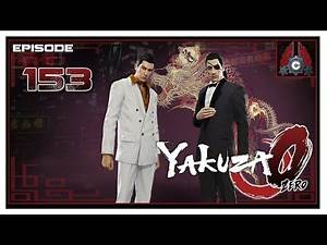Let's Play Yakuza 0 With CohhCarnage - Episode 153