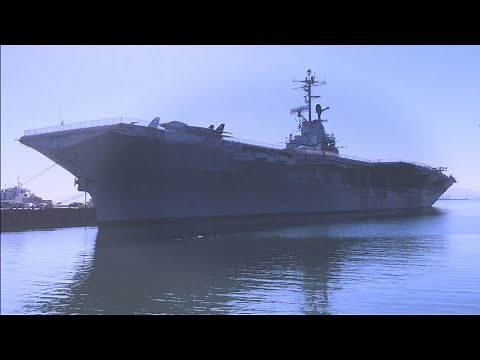 All Aboard the USS Hornet, The Most Haunted Ship In America | Localish