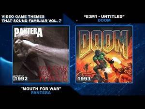 Video Game Themes that Sound Familiar Vol. 7