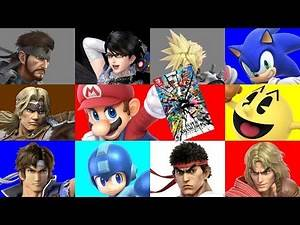 GFM: Super Smash Bros. Ultimate Guest Characters Already Exist In The Nintendo Multiverse!