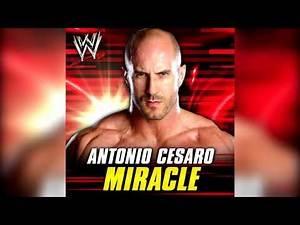 WWE: Miracle (Antonio Cesaro) AE (Arena Effect)