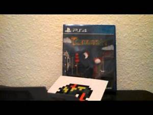 Terraria ps4 unboxing special edition