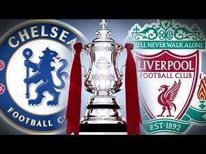 FIFA 14 PS4 Liverpool Career #166 CUP FINAL FACE-CAM vs CHELSEA
