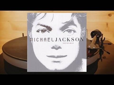Michael Jackson - You Rock My World - Vinyl