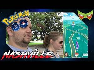 PokemonGo Nashville - Best PokeStops In Nashville!