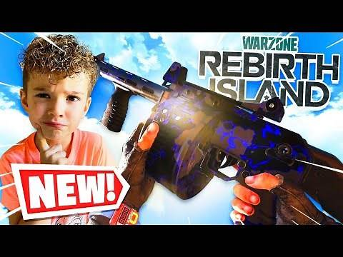 *NEW* StreetSweeper Shotgun & How to USE IT!? 6 Year Old Prodigy on Warzone
