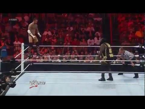 WWE Raw April 2, 2012