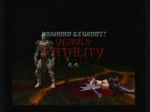 Mortal Kombat Armageddon - Head Stomp and Knee Crush Fatality on all Fighters (Part 2/3)