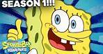 5 Reasons Why Season 1 is the BEST Season! 🧽 SpongeBob SquarePants