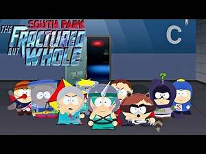 South Park The Fractured But Whole - Episode 29 - Jared And His Aides?!?!